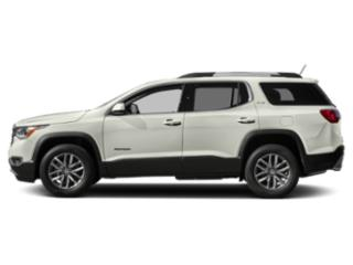 White Frost Tricoat 2019 GMC Acadia Pictures Acadia FWD 4dr SLT w/SLT-2 photos side view