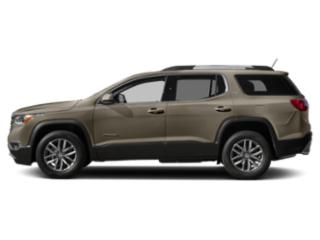 Pepperdust Metallic 2019 GMC Acadia Pictures Acadia FWD 4dr SLT w/SLT-2 photos side view