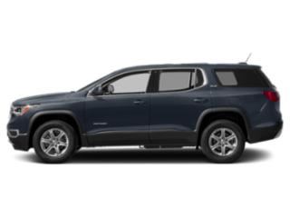 Blue Steel Metallic 2019 GMC Acadia Pictures Acadia FWD 4dr SLE w/SLE-1 photos side view