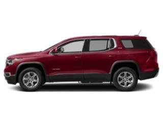 Red Quartz Tintcoat 2019 GMC Acadia Pictures Acadia FWD 4dr SLE w/SLE-1 photos side view