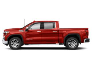 Cardinal Red 2019 GMC Sierra 1500 Pictures Sierra 1500 2WD Crew Cab 157 SLT photos side view