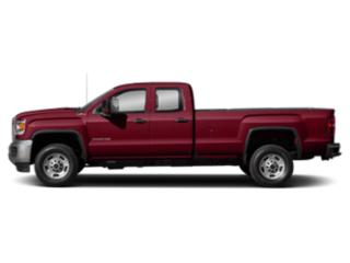 Red Quartz Tintcoat 2019 GMC Sierra 2500HD Pictures Sierra 2500HD 2WD Double Cab 158.1 SLE photos side view