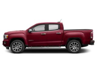 Red Quartz Tintcoat 2019 GMC Canyon Pictures Canyon 4WD Crew Cab 128.3 Denali photos side view