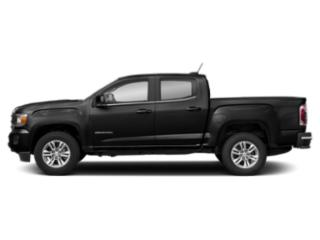Onyx Black 2019 GMC Canyon Pictures Canyon 4WD Crew Cab 128.3 SLE photos side view