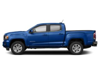 Marine Blue Metallic 2019 GMC Canyon Pictures Canyon 4WD Crew Cab 128.3 SLE photos side view