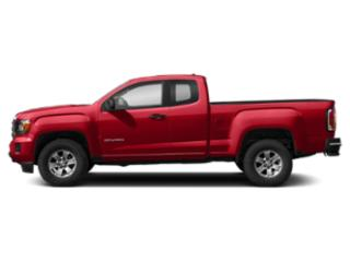 Cardinal Red 2019 GMC Canyon Pictures Canyon 4WD Ext Cab 128.3 photos side view