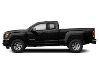 Onyx Black 2019 GMC Canyon Pictures Canyon 2WD Ext Cab 128.3 SL photos side view
