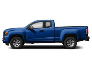 Marine Blue Metallic 2019 GMC Canyon Pictures Canyon 2WD Ext Cab 128.3 SL photos side view