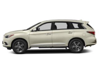 Majestic White 2019 INFINITI QX60 Pictures QX60 PURE FWD photos side view