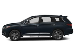 Hermosa Blue 2019 INFINITI QX60 Pictures QX60 PURE FWD photos side view