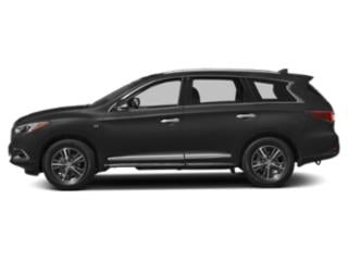 Graphite Shadow 2019 INFINITI QX60 Pictures QX60 PURE FWD photos side view