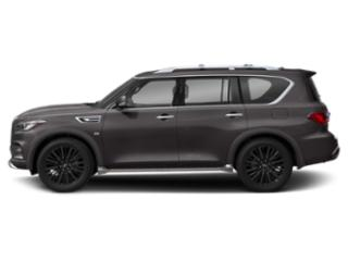Anthracite Gray 2019 INFINITI QX80 Pictures QX80 LIMITED AWD photos side view