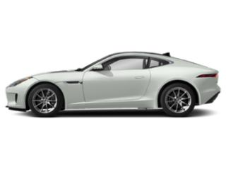 Fuji White 2019 Jaguar F-TYPE Pictures F-TYPE Coupe Auto P340 photos side view