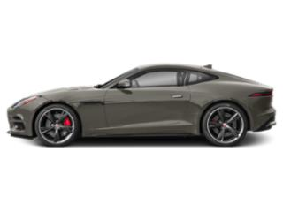 Silicon Silver 2019 Jaguar F-TYPE Pictures F-TYPE Coupe Manual R-Dynamic photos side view