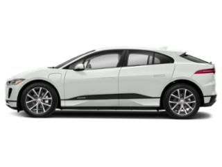 Polaris White 2019 Jaguar I-PACE Pictures I-PACE SE AWD photos side view