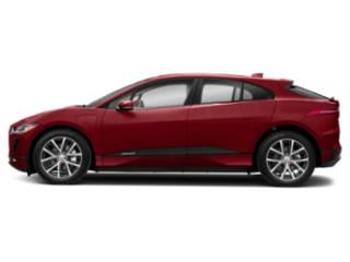 Firenze Red 2019 Jaguar I-PACE Pictures I-PACE SE AWD photos side view