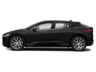 Cosmic Black 2019 Jaguar I-PACE Pictures I-PACE SE AWD photos side view