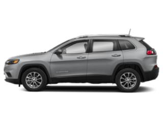 Billet Silver Metallic Clearcoat 2019 Jeep Cherokee Pictures Cherokee Latitude FWD photos side view