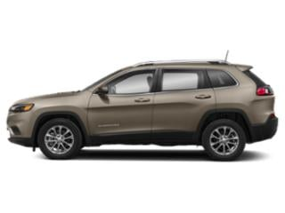 Light Brownstone Pearlcoat 2019 Jeep Cherokee Pictures Cherokee Latitude FWD photos side view