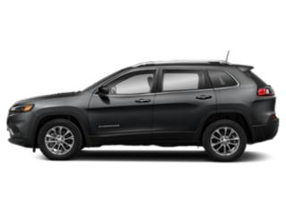 Sting-Gray Clearcoat 2019 Jeep Cherokee Pictures Cherokee Limited FWD photos side view
