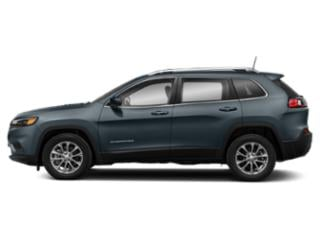 Blue Shade Pearlcoat 2019 Jeep Cherokee Pictures Cherokee Limited FWD photos side view