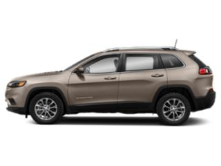 Light Brownstone Pearlcoat 2019 Jeep Cherokee Pictures Cherokee Altitude 4x4 photos side view