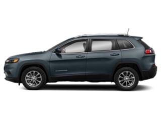 Blue Shade Pearlcoat 2019 Jeep Cherokee Pictures Cherokee Altitude 4x4 photos side view