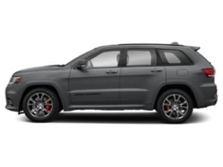 Billet Silver Metallic Clearcoat 2019 Jeep Grand Cherokee Pictures Grand Cherokee SRT 4x4 photos side view