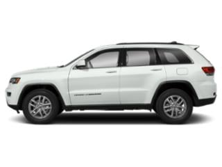 Bright White Clearcoat 2019 Jeep Grand Cherokee Pictures Grand Cherokee Upland 4x4 photos side view