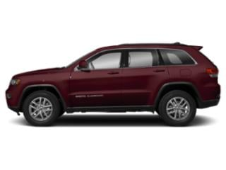 Velvet Red Pearlcoat 2019 Jeep Grand Cherokee Pictures Grand Cherokee Laredo E 4x2 photos side view