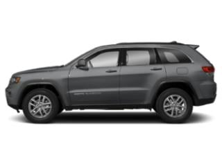 Billet Silver Metallic Clearcoat 2019 Jeep Grand Cherokee Pictures Grand Cherokee Laredo E 4x4 photos side view