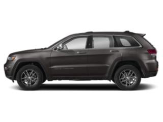 Granite Crystal Metallic Clearcoat 2019 Jeep Grand Cherokee Pictures Grand Cherokee Limited 4x4 photos side view