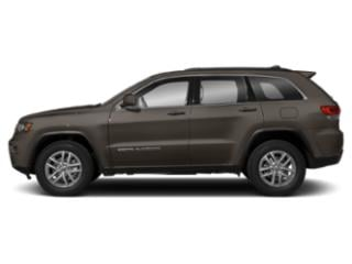 Walnut Brown Metallic Clearcoat 2019 Jeep Grand Cherokee Pictures Grand Cherokee Laredo E 4x2 photos side view