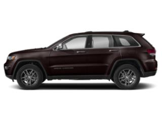 Sangria Metallic Clearcoat 2019 Jeep Grand Cherokee Pictures Grand Cherokee Limited 4x2 photos side view