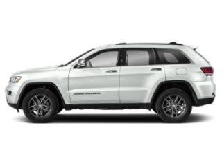 Bright White Clearcoat 2019 Jeep Grand Cherokee Pictures Grand Cherokee Limited 4x4 photos side view