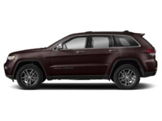 Sangria Metallic Clearcoat 2019 Jeep Grand Cherokee Pictures Grand Cherokee Limited 4x4 photos side view
