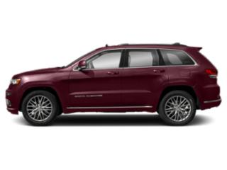 Velvet Red Pearlcoat 2019 Jeep Grand Cherokee Pictures Grand Cherokee Summit 4x2 photos side view