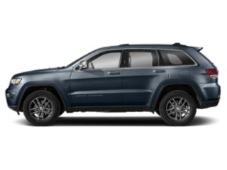 Slate Blue Pearlcoat 2019 Jeep Grand Cherokee Pictures Grand Cherokee Limited 4x4 photos side view