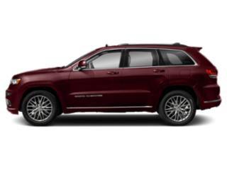 Velvet Red Pearlcoat 2019 Jeep Grand Cherokee Pictures Grand Cherokee Summit 4x4 photos side view