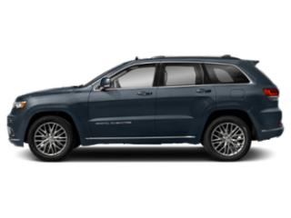 Slate Blue Pearlcoat 2019 Jeep Grand Cherokee Pictures Grand Cherokee Summit 4x4 photos side view