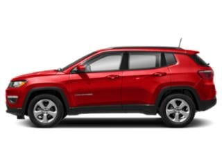 Spitfire Orange Clearcoat 2019 Jeep Compass Pictures Compass Sport 4x4 photos side view
