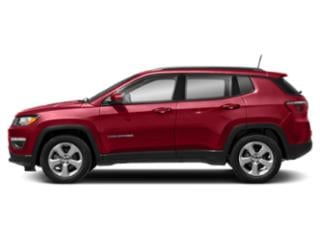 Redline Pearlcoat 2019 Jeep Compass Pictures Compass Latitude FWD photos side view