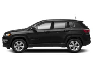 Diamond Black Crystal Pearlcoat 2019 Jeep Compass Pictures Compass Sport 4x4 photos side view