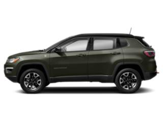 Olive Green Pearlcoat 2019 Jeep Compass Pictures Compass Trailhawk 4x4 photos side view