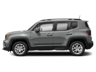 Glacier Metallic Clearcoat 2019 Jeep Renegade Pictures Renegade Limited 4x4 photos side view