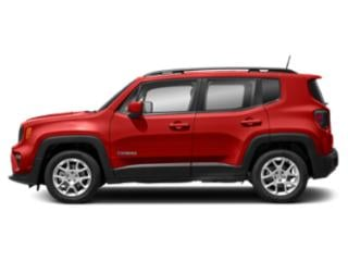Colorado Red Clearcoat 2019 Jeep Renegade Pictures Renegade Limited 4x4 photos side view