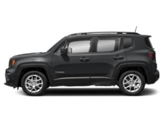 Sting-Gray Clearcoat 2019 Jeep Renegade Pictures Renegade Limited 4x4 photos side view