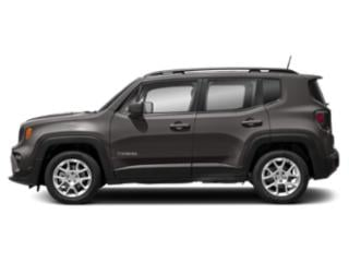 Granite Crystal Metallic Clearcoat 2019 Jeep Renegade Pictures Renegade Limited 4x4 photos side view