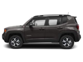 Granite Crystal Metallic Clearcoat 2019 Jeep Renegade Pictures Renegade Trailhawk 4x4 photos side view