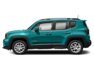 Bikini Metallic Clear Coat 2019 Jeep Renegade Pictures Renegade Limited 4x4 photos side view